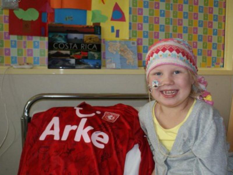 FC Twente zet Bibi in het zonnetje