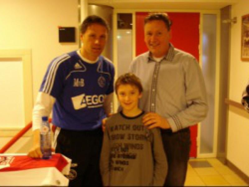 Yarruud: van Giel Beelen naar Ajax