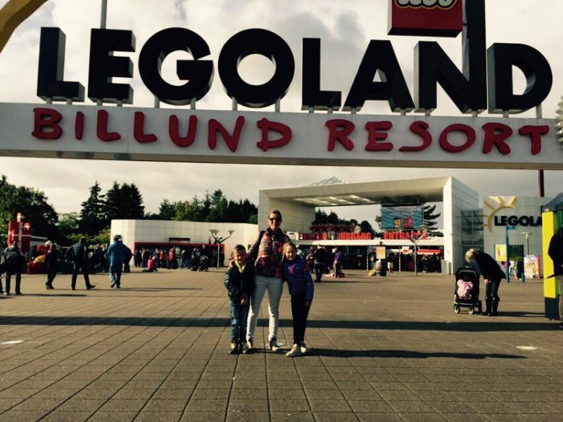 Legoland, wat een feest voor Bram