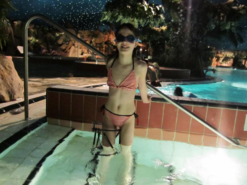 Judiths zwem-verwendag