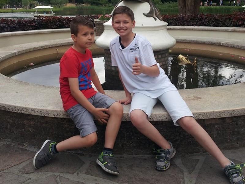 Het weekend van Justin en Jerome