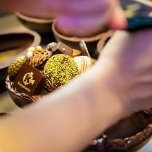 Workshop 'Bonbons maken' voor 10 personen door Bakkerij Koopmans