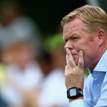 Bezoek aan wedstrijd van Everton + meet and greet met coach Ronald Koeman voor 4 personen