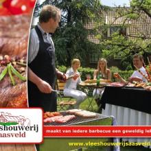 BBQ met bijpassende wijnen voor 20 personen van Vleeshouwerij Saasveld m.m.v. top-kok Jan Vos