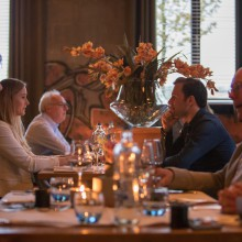 Qua Koken Private dining voor 8 personen