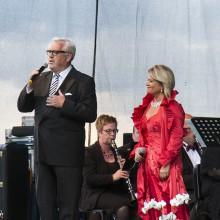 Concert op locatie van Ernst Daniël Smid en Karin Hertsenberg