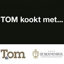 Kooksessie 'TOM kookt met…' onder leiding van Michel van Riswijk voor 4 personen bij De Bloemenbeek inclusief diner + overnachting + publicatie in TOM Magazine
