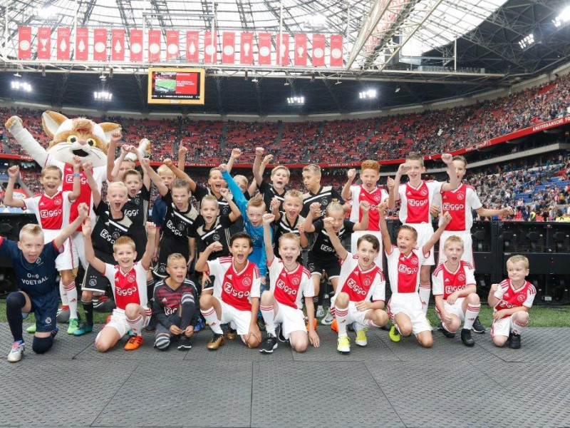 Williams geniet-dag bij Ajax