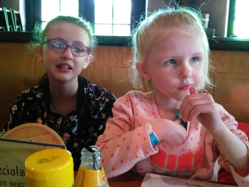 Yfke en Julia: een heerlijk weekendje Efteling