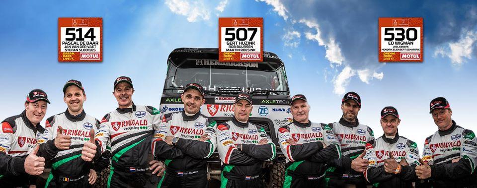 Riwald Dakar Team